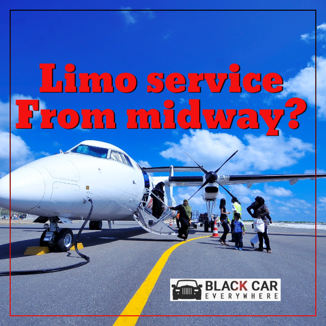 limo service to midway